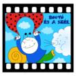 Kép 1/3 - Bogyó és Babóca diafilm – Bogyó és a szél
