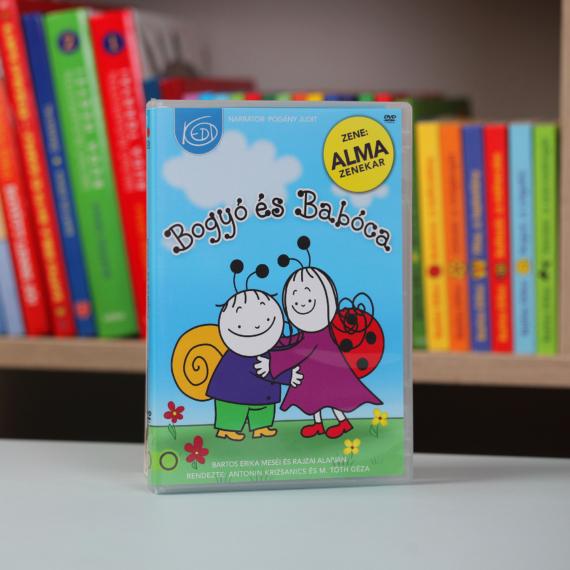 Bogyó és Babóca 1. - 13 mese – DVD