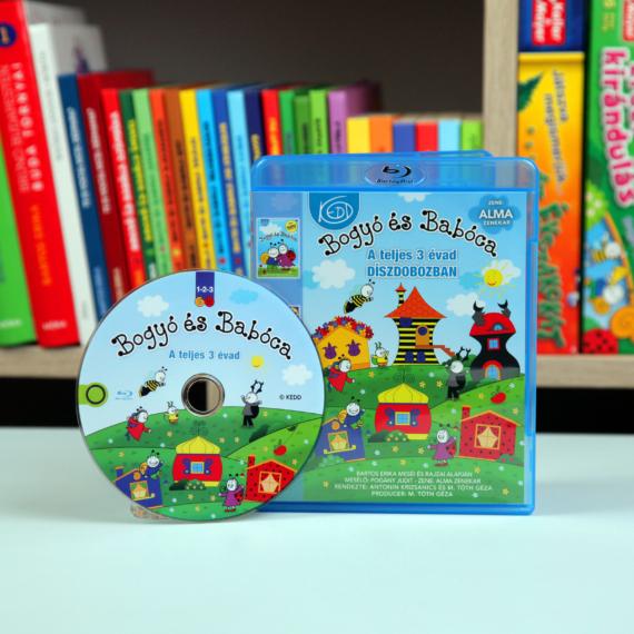 Bogyó és Babóca – Blu-ray