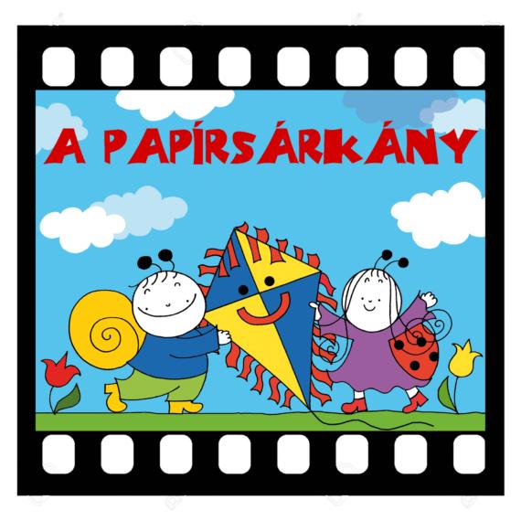 Bogyó és Babóca diafilm – A papírsárkány