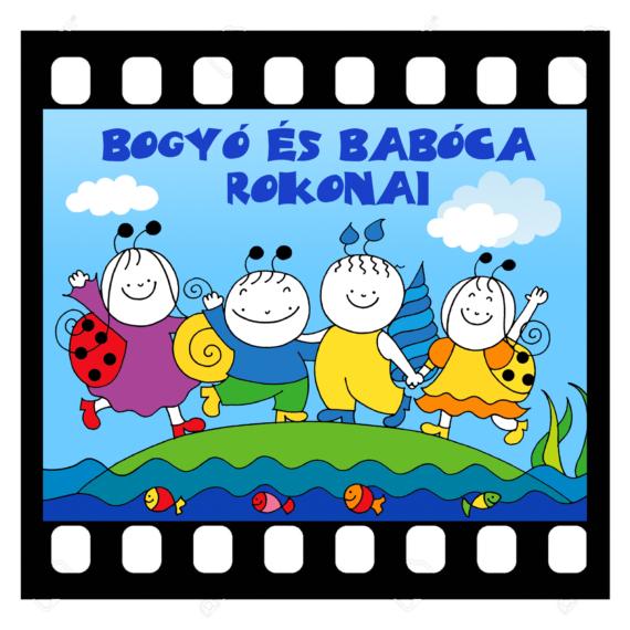 Bogyó és Babóca diafilm – Bogyó és Babóca rokonai