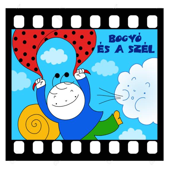 Bogyó és Babóca diafilm – Bogyó és a szél