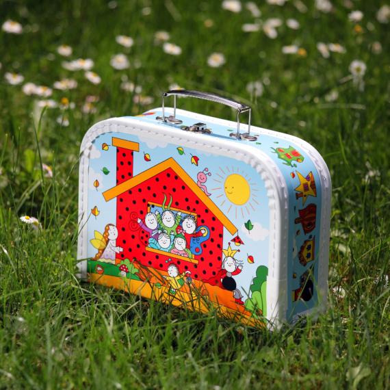 Bogyó és Babóca kisbőrönd - Házikók