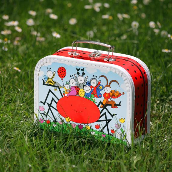 Bogyó és Babóca kisbőrönd – Barlangi Pók