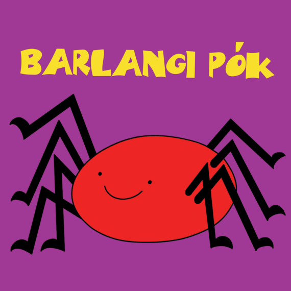 Barlangi Pók lapozó